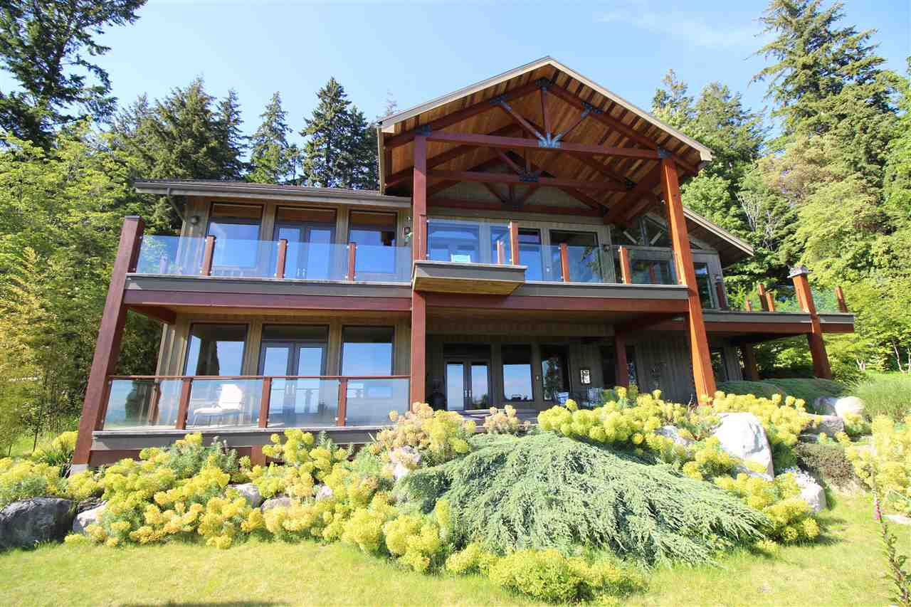 Main Photo: 1887 LOWER Road: Roberts Creek House for sale (Sunshine Coast)  : MLS®# R2336578