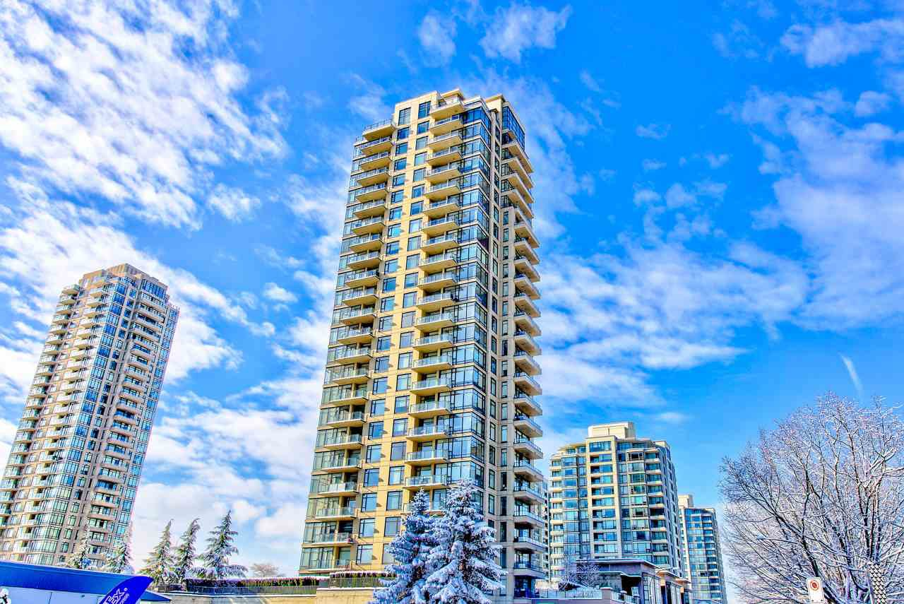 "Main Photo: 1901 4250 DAWSON Street in Burnaby: Brentwood Park Condo for sale in ""OMA 2"" (Burnaby North)  : MLS®# R2342058"