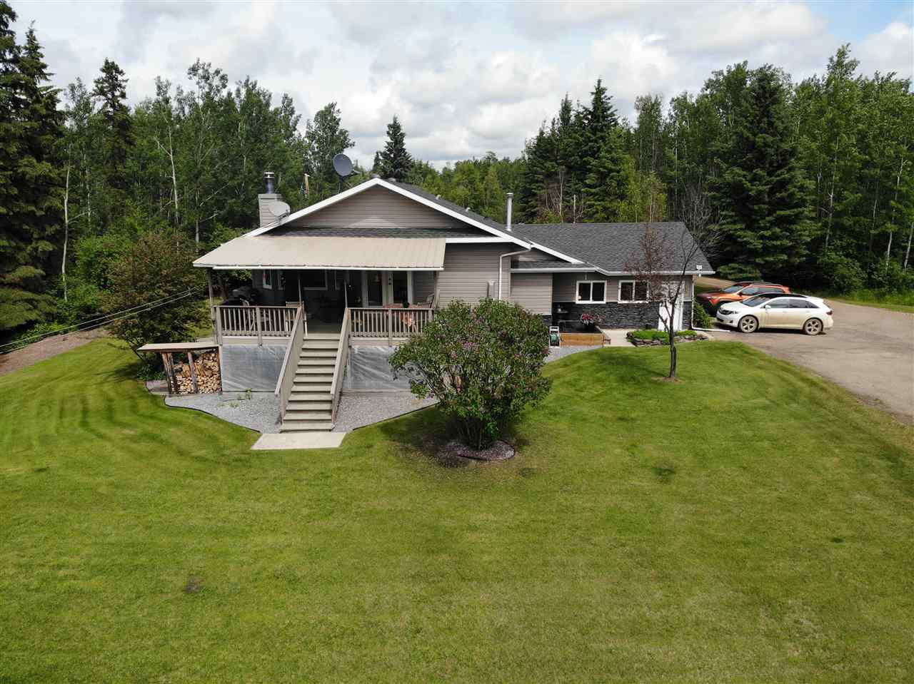 Main Photo: 274043 Twp Rd 480: Rural Wetaskiwin County House for sale : MLS®# E4155743