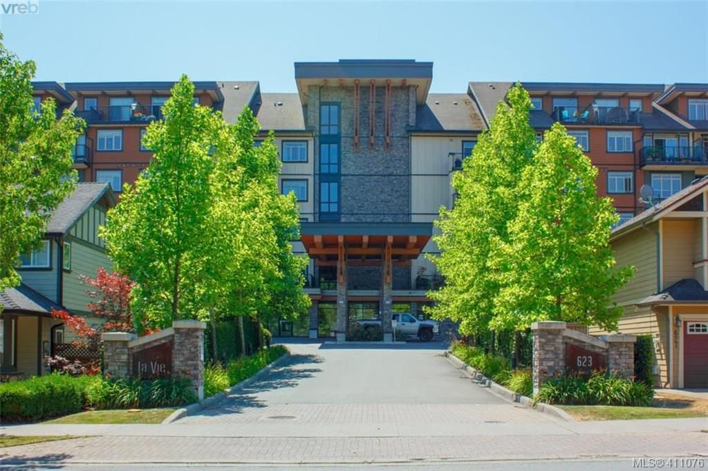 Main Photo: 508 623 Treanor Ave in VICTORIA: La Thetis Heights Condo for sale (Langford)  : MLS®# 814966