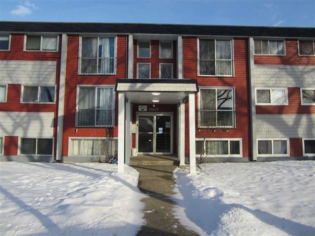 Main Photo: 105 10615 114 Street in Edmonton: Zone 08 Condo for sale : MLS®# E4163918
