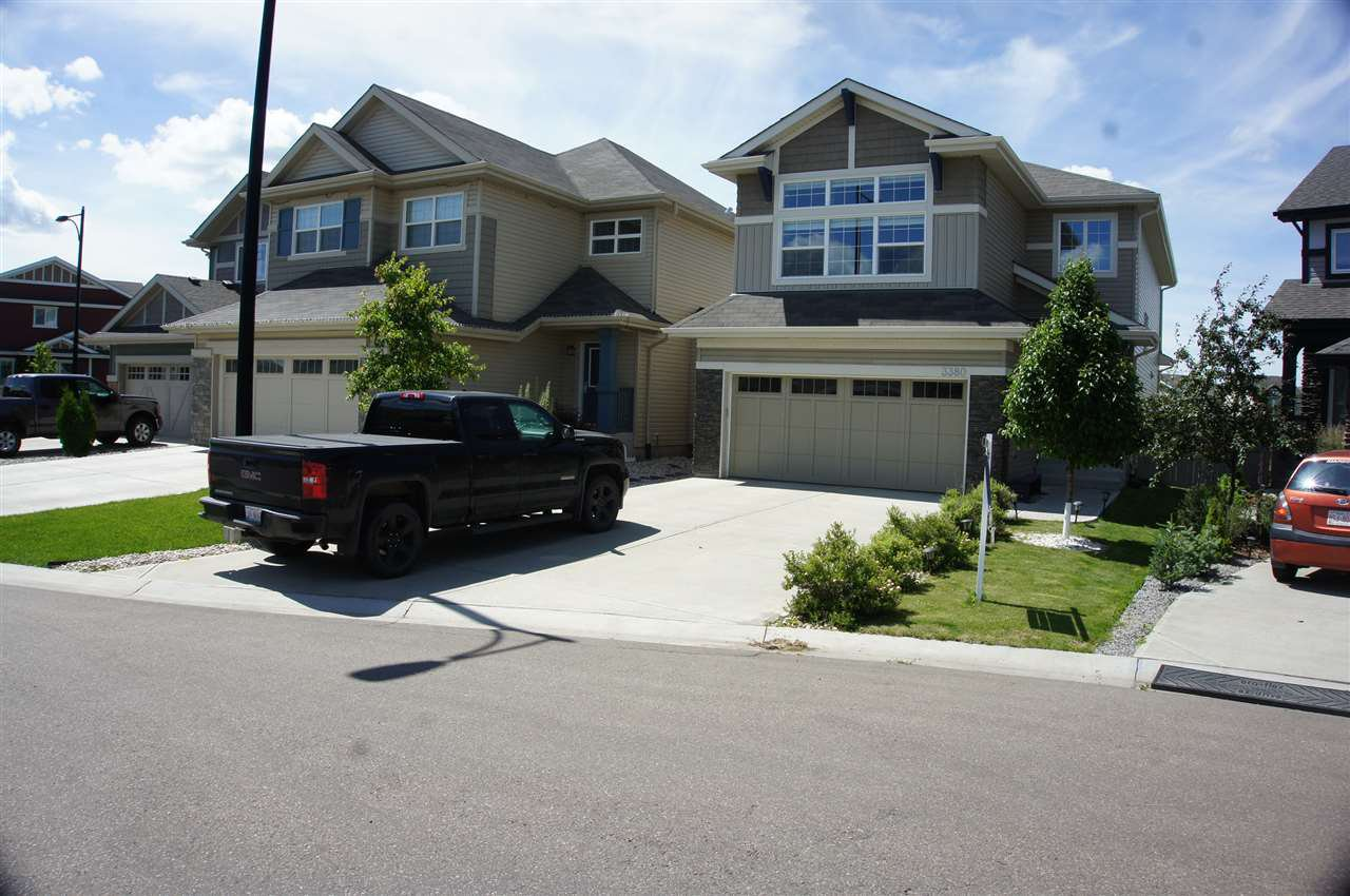 Main Photo: 3380 CUTLER Crescent in Edmonton: Zone 55 House for sale : MLS®# E4164225