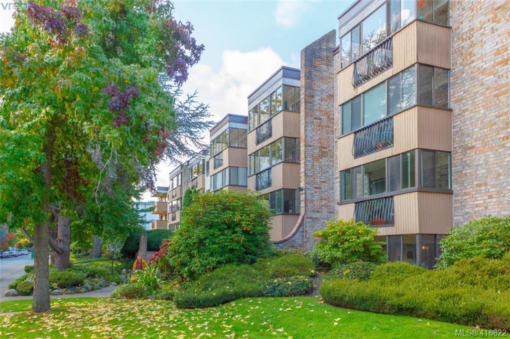 Main Photo: 210 1610 Jubilee Ave in VICTORIA: Vi Jubilee Condo Apartment for sale (Victoria)  : MLS®# 826899