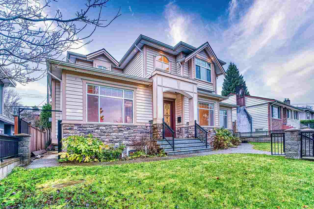"Main Photo: 4146 GILPIN Crescent in Burnaby: Garden Village House for sale in ""GARDEN VILLAGE"" (Burnaby South)  : MLS®# R2424746"