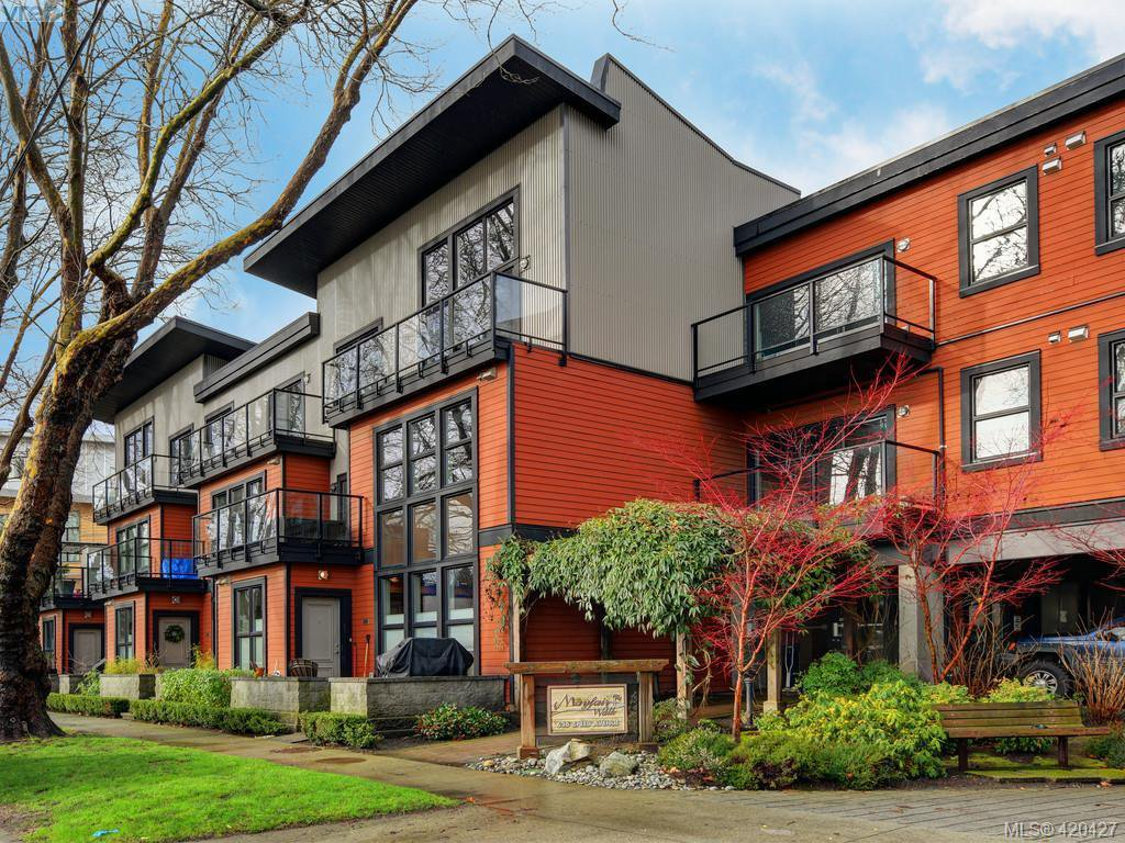 Main Photo: 304 630 Speed Avenue in VICTORIA: Vi Mayfair Condo Apartment for sale (Victoria)  : MLS®# 420427