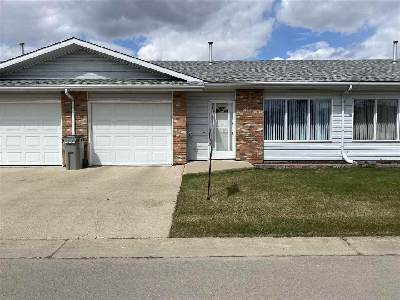 Main Photo: 25 11015 105 Avenue: Westlock House Half Duplex for sale : MLS®# E4186730