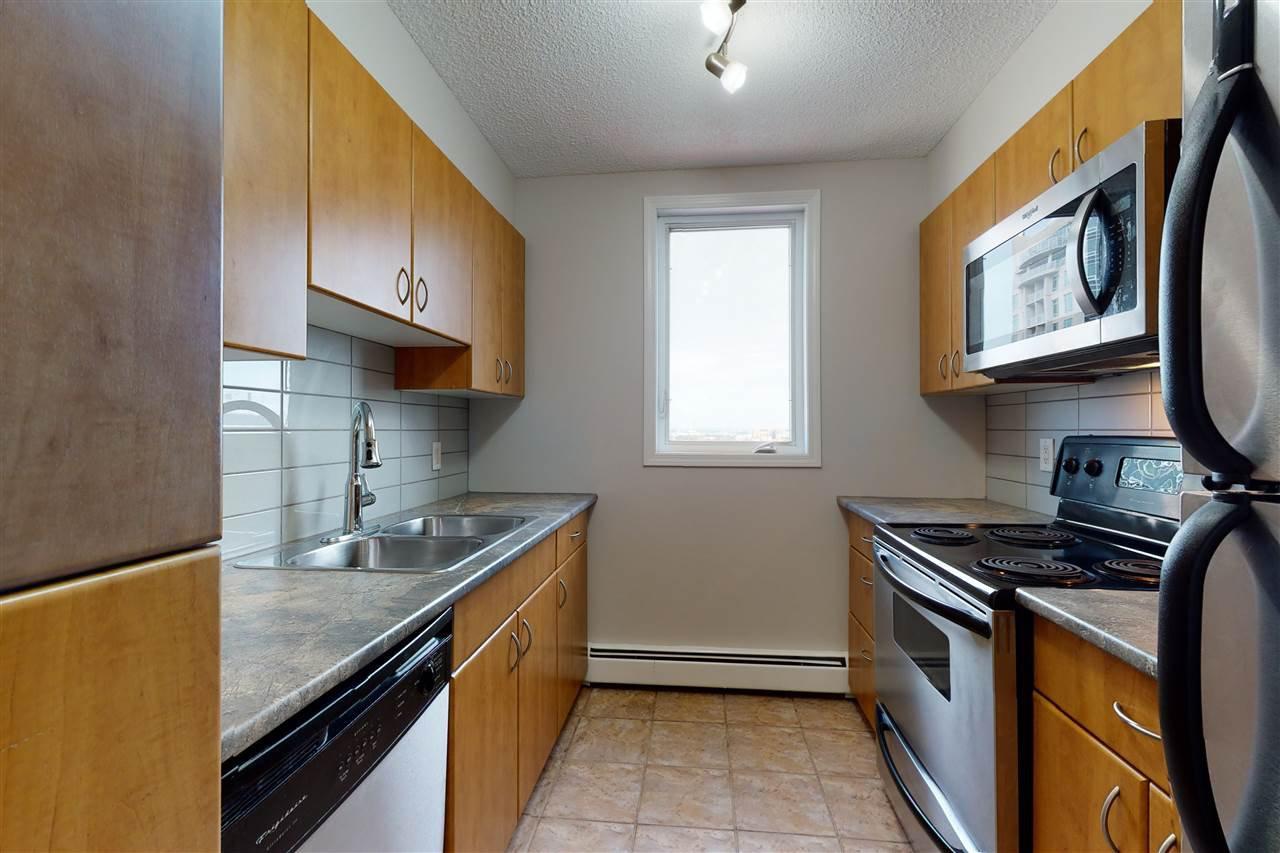 Photo 11: Photos: 1601 10303 105 Street in Edmonton: Zone 12 Condo for sale : MLS®# E4211500