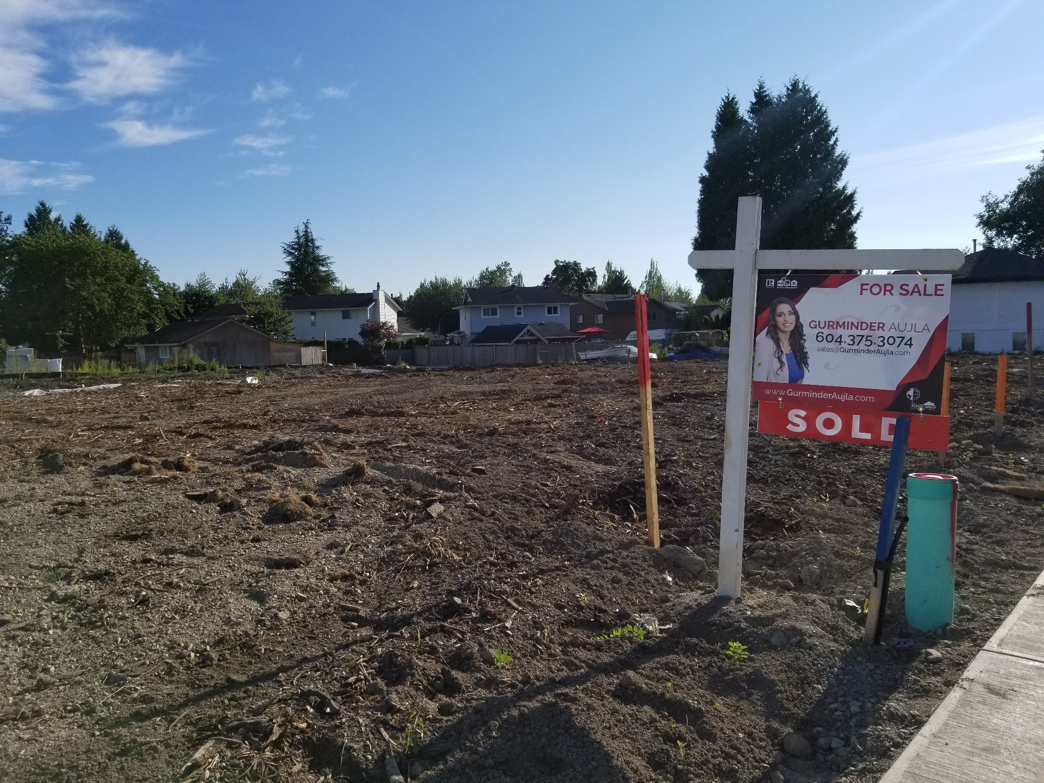 Main Photo: 18392 60Ave in Cloverdale: Cloverdale BC Land for sale