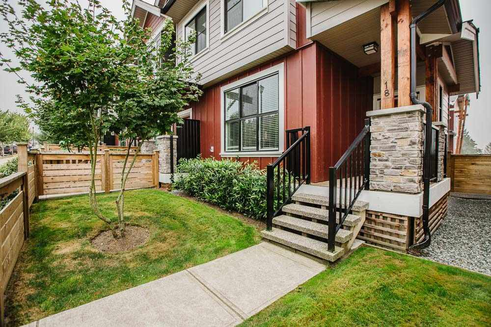 "Photo 26: Photos: 18 13260 236 Street in Maple Ridge: Silver Valley Townhouse for sale in ""ARCHSTONE AT ROCKRIDGE"" : MLS®# R2499727"