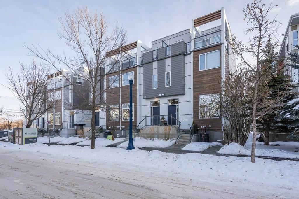 Main Photo: 11 9745 92 Street in Edmonton: Zone 18 Townhouse for sale : MLS®# E4222275