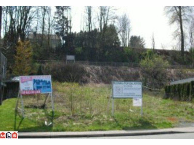 Main Photo: 2321 W RAILWAY Street in Abbotsford: Poplar Land for sale : MLS®# F1110534