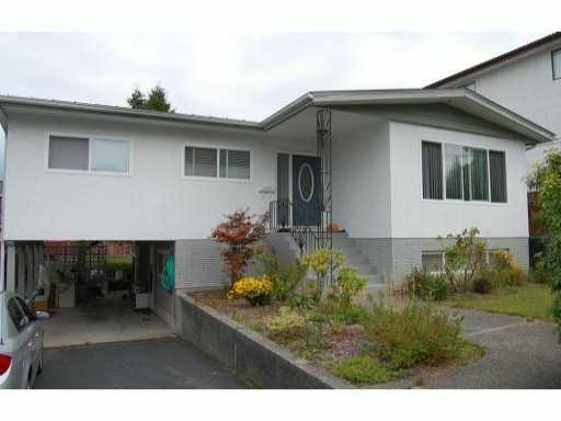 Main Photo: 7291 HASTINGS Street in Burnaby: Westridge BN House for sale (Burnaby North)  : MLS®# V904357