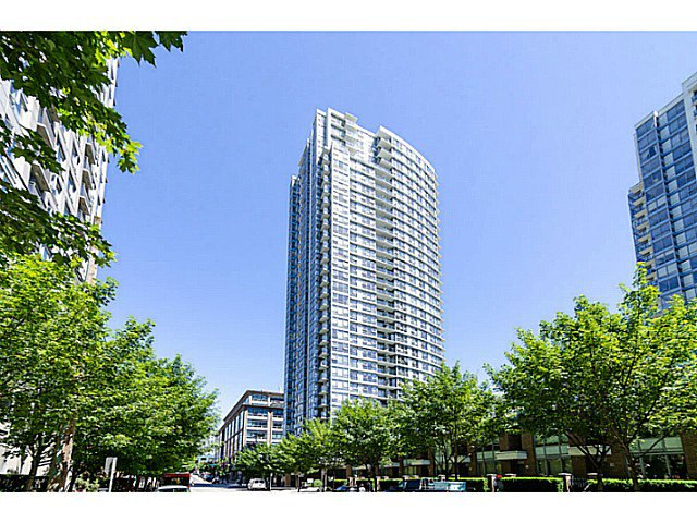 Main Photo: # 2903 928 BEATTY ST in Vancouver: Yaletown Condo for sale (Vancouver West)  : MLS®# V1010832