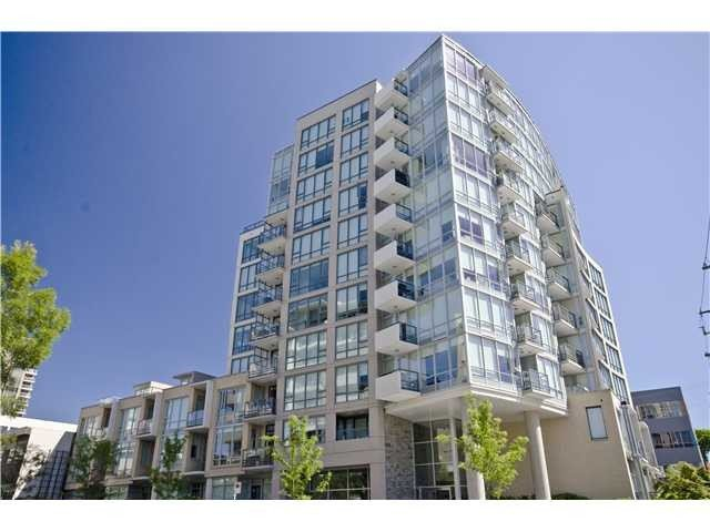 "Main Photo: 405 1690 W 8TH Avenue in Vancouver: Fairview VW Condo for sale in ""MUSEE"" (Vancouver West)  : MLS®# V1043624"