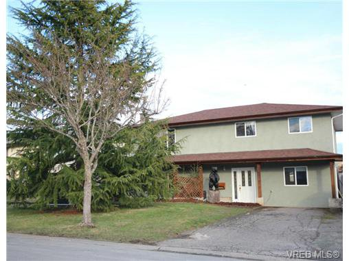 Main Photo: 10049 Judson Pl in SIDNEY: Si Sidney North-East House for sale (Sidney)  : MLS®# 663202