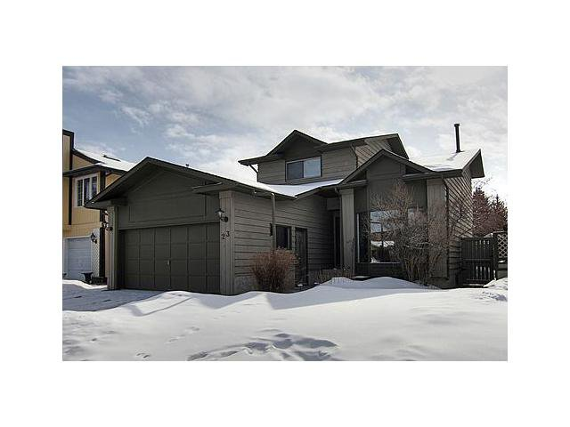 Main Photo: 23 SHAWMEADOWS Gate SW in CALGARY: Shawnessy Residential Detached Single Family for sale (Calgary)  : MLS®# C3602887