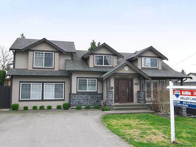 Main Photo: 2040 PALLISER Avenue in Coquitlam: Central Coquitlam House for sale : MLS®# V1052181