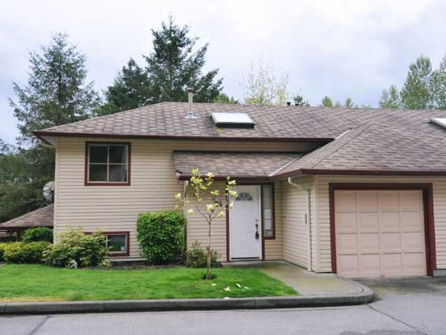 "Main Photo: 24 21960 RIVER Road in Maple Ridge: West Central Townhouse for sale in ""FOXBOROUGH"" : MLS®# V1062088"
