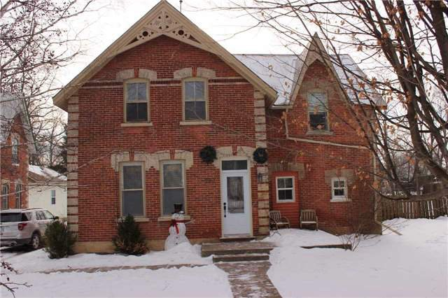Main Photo: 127 King Street in Kawartha Lakes: Woodville House (1 1/2 Storey) for sale : MLS®# X3389329