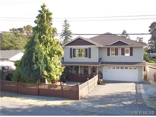 Main Photo: 1075 Costin Avenue in VICTORIA: La Langford Proper Strata Duplex Unit for sale (Langford)  : MLS®# 360621
