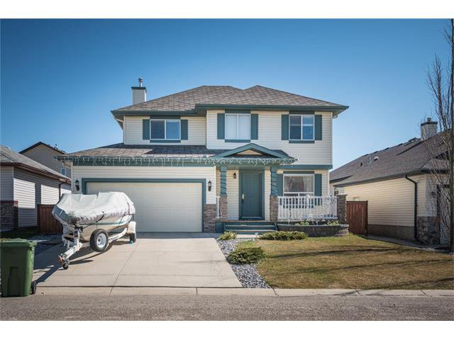 Photo 1: Photos: 195 WEST CREEK Crescent: Chestermere House for sale : MLS®# C4059923