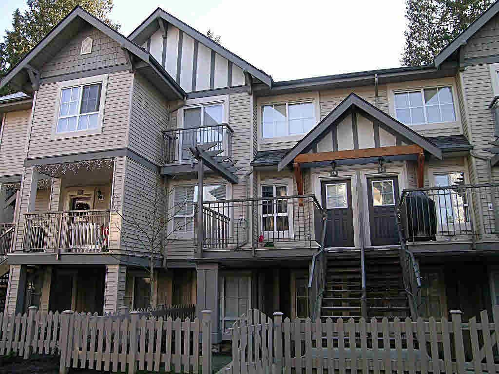 Main Photo: 18 7503 18TH STREET in : Edmonds BE Townhouse for sale : MLS®# V568645