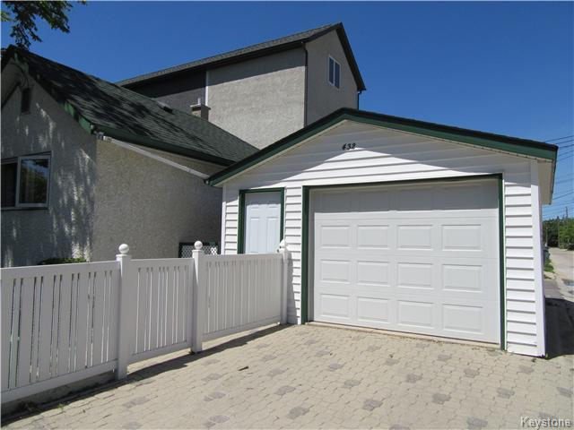 Photo 16: Photos: 432 Ritchot Street in Winnipeg: St Boniface Residential for sale (South East Winnipeg)  : MLS®# 1616795