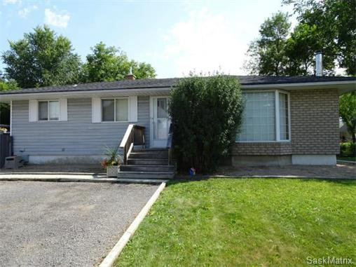 Main Photo: 2821 PRINCESS Street in Regina: Single Family Dwelling for sale (Regina Area 05)  : MLS®# 581125