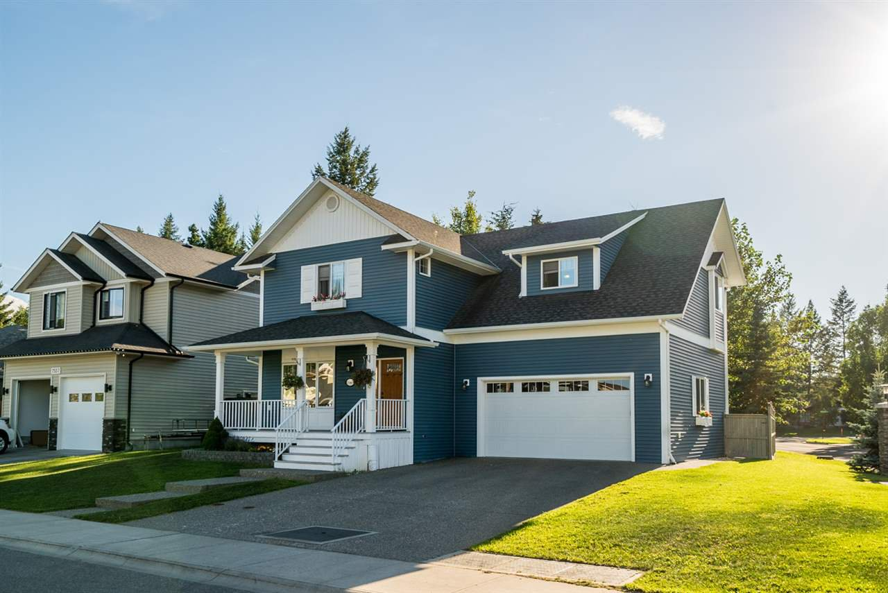 "Main Photo: 7549 LOEDEL Crescent in Prince George: Lower College House for sale in ""MALASPINA RIDGE"" (PG City South (Zone 74))  : MLS®# R2099138"