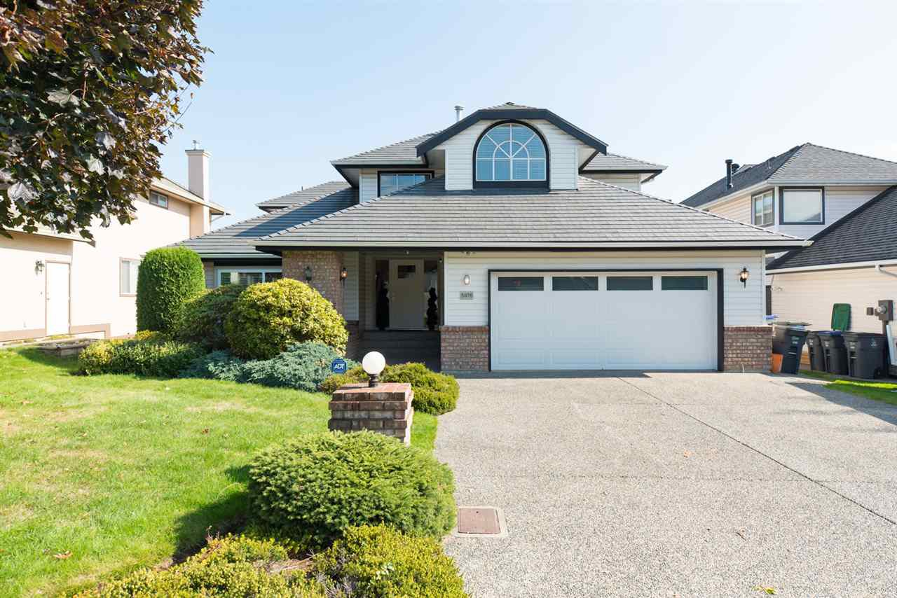 "Main Photo: 5976 189A Street in Surrey: Cloverdale BC House for sale in ""ROSEWOOD PARK"" (Cloverdale)  : MLS®# R2113043"