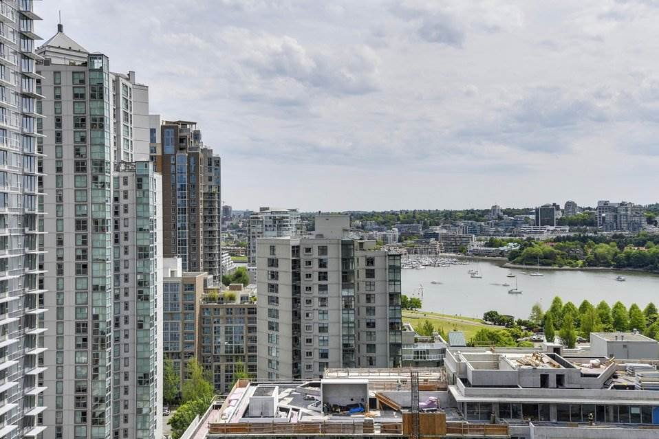 Main Photo: 1905 1372 SEYMOUR STREET in Vancouver: Downtown VW Condo for sale (Vancouver West)  : MLS®# R2175805