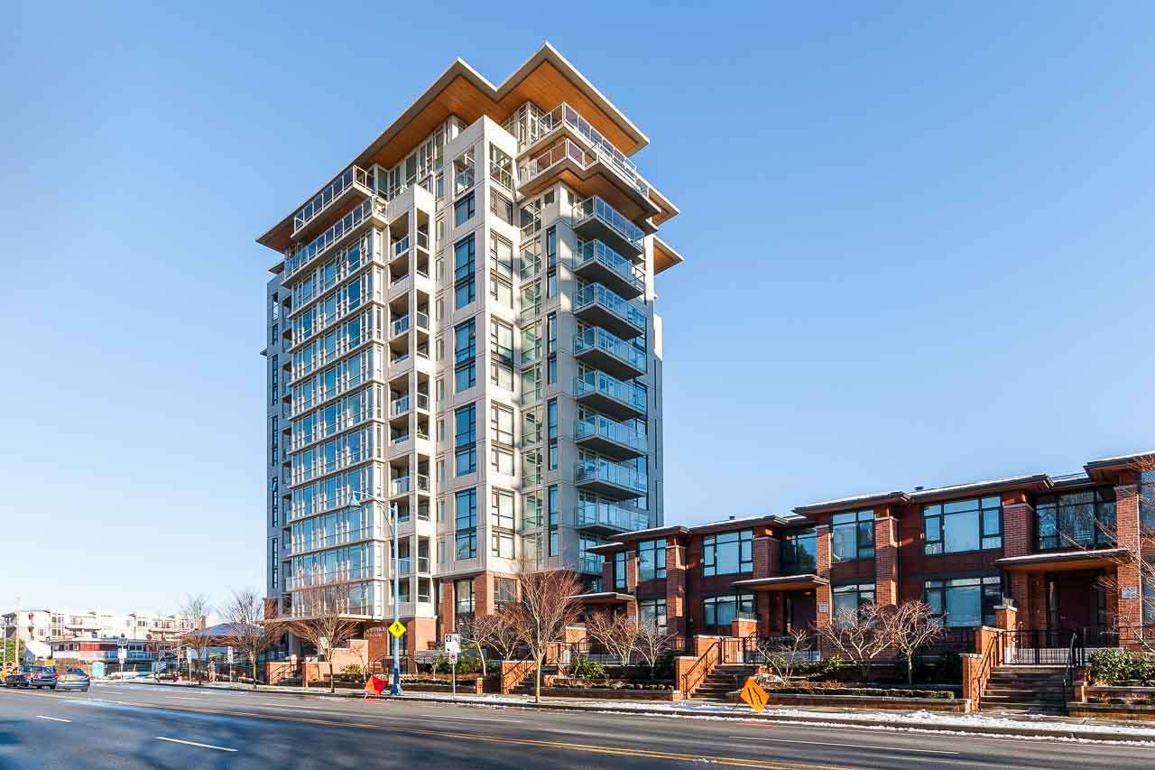 Main Photo: 805 6888 COONEY Road in Richmond: Brighouse Condo for sale : MLS®# R2228936