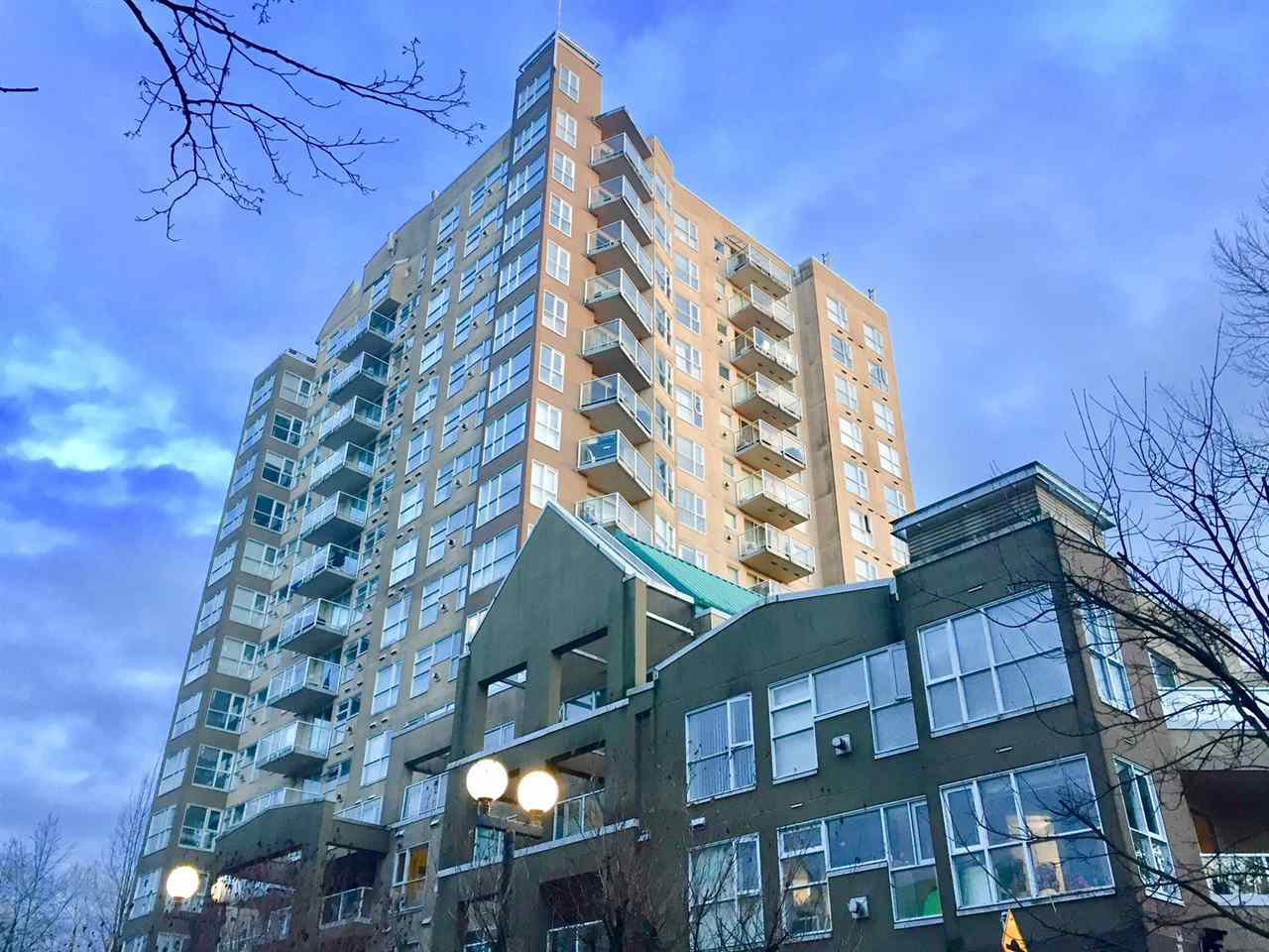 """Main Photo: 1007 9830 WHALLEY Boulevard in Surrey: Whalley Condo for sale in """"KING GEORGE PARK"""" (North Surrey)  : MLS®# R2237467"""