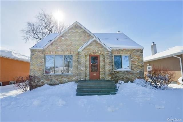 Main Photo: 866 Bannerman Avenue in Winnipeg: Residential for sale (4C)  : MLS®# 1804887