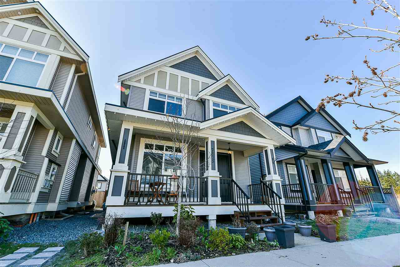 Main Photo: 7375 194A Street in Surrey: Clayton House for sale (Cloverdale)  : MLS®# R2248853