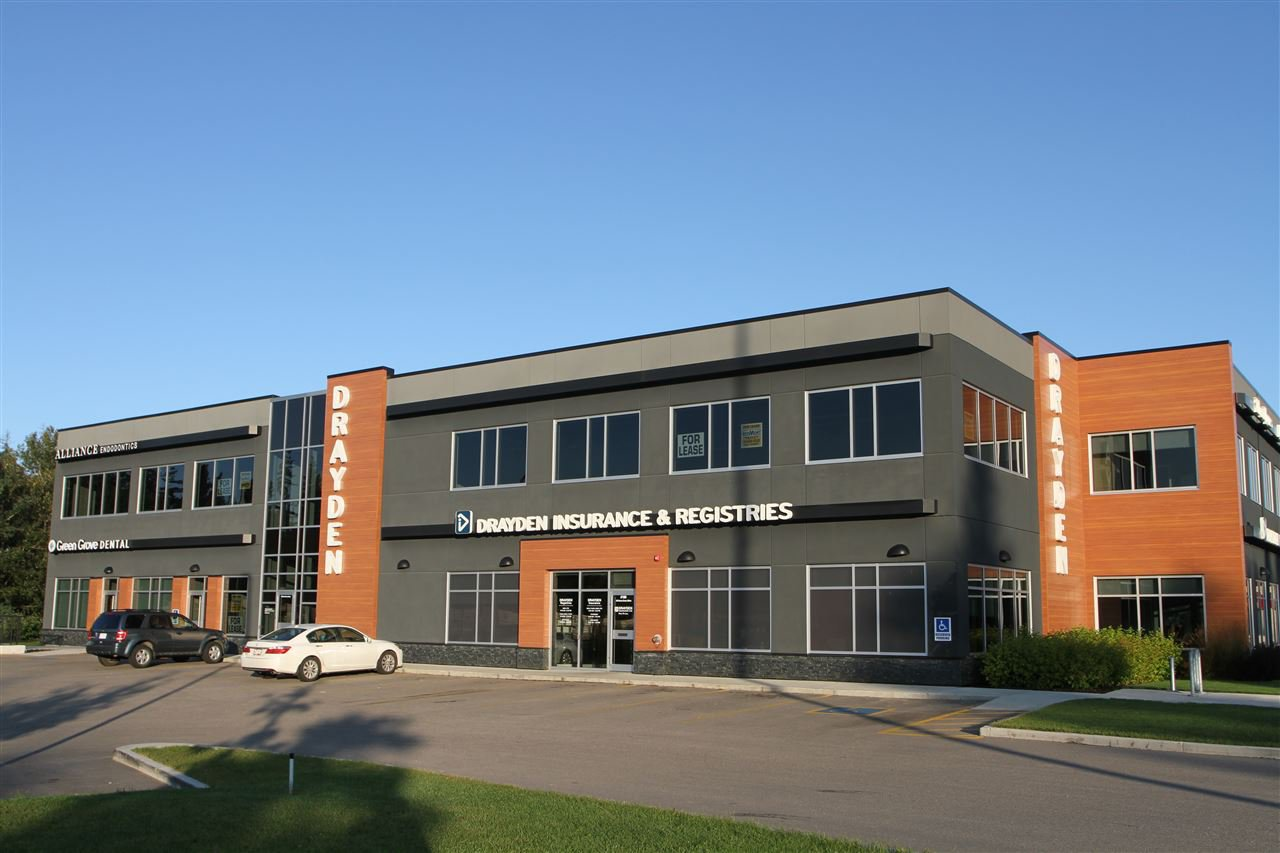 Main Photo: 105 60 Green Grove Drive: St. Albert Office for lease : MLS®# E4138641