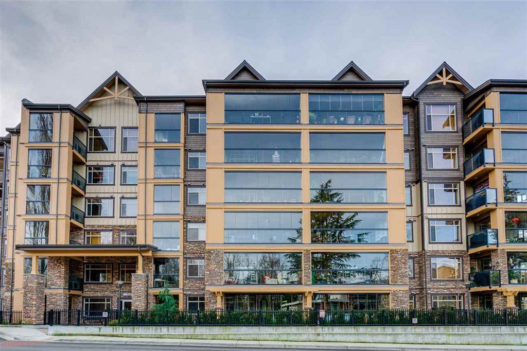 """Main Photo: 328 8157 207 Street in Langley: Willoughby Heights Condo for sale in """"Yorkson Creek"""" : MLS®# R2341621"""