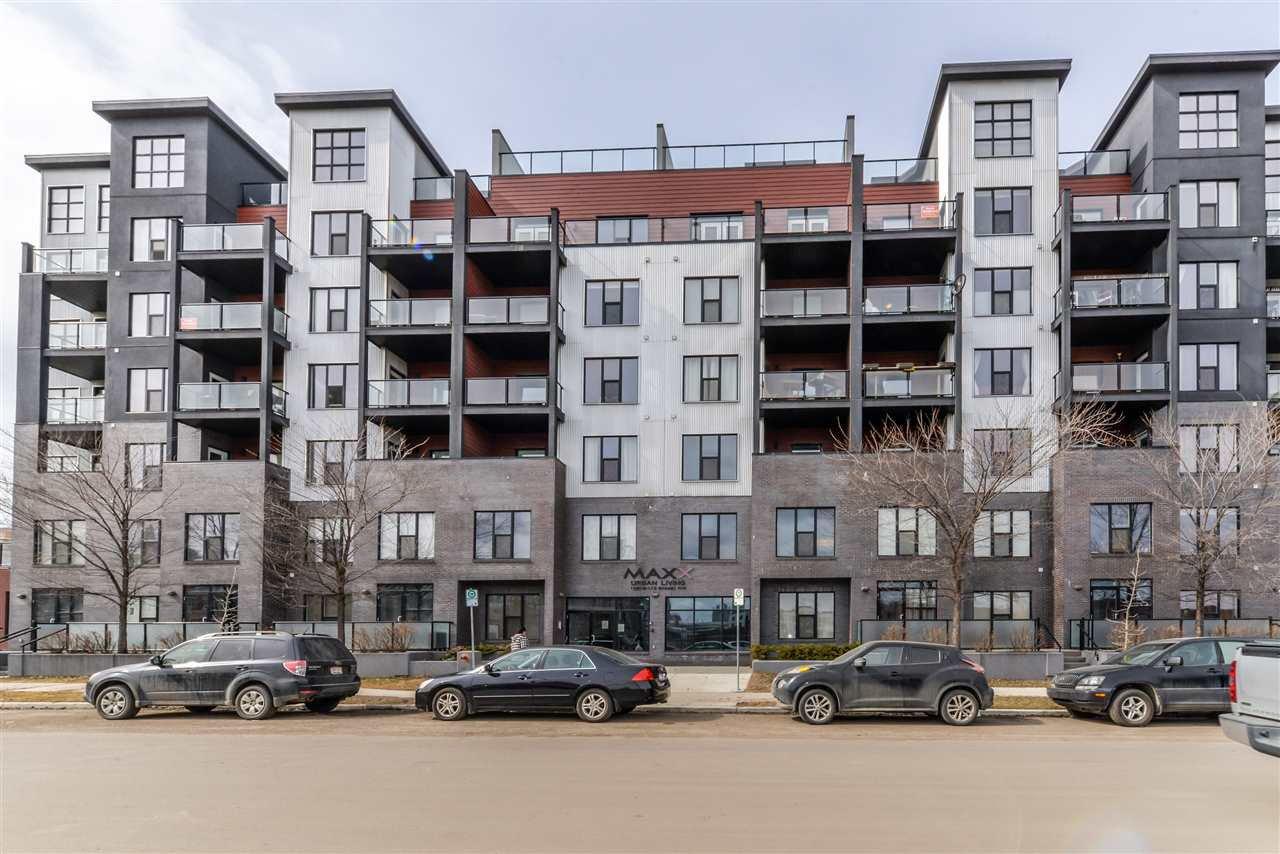 Main Photo: 203 10518 113 Street in Edmonton: Zone 08 Condo for sale : MLS®# E4149979