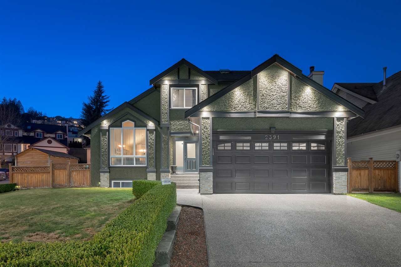Main Photo: 2391 MARIANA Place in Coquitlam: Cape Horn House for sale : MLS®# R2355577