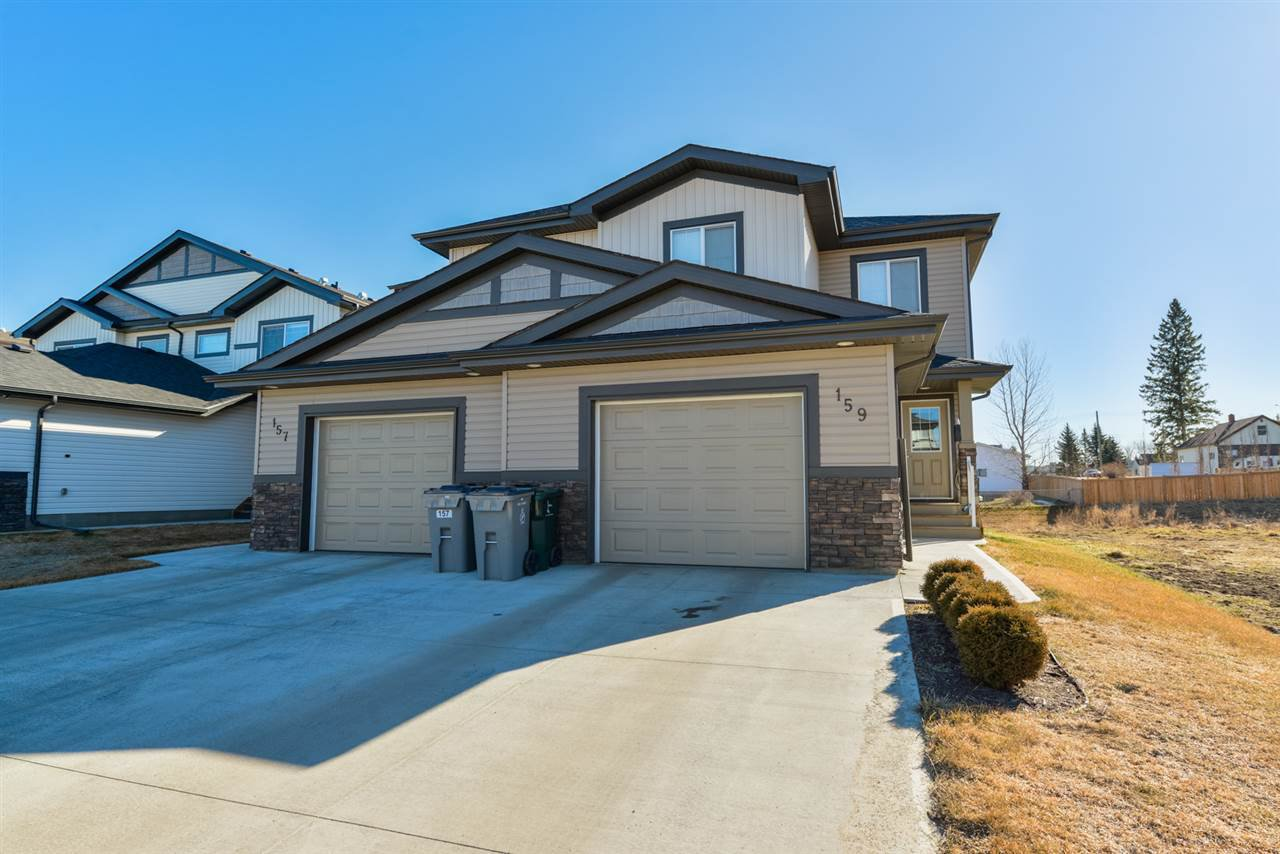 Main Photo: : Stony Plain House Half Duplex for sale : MLS®# E4151102
