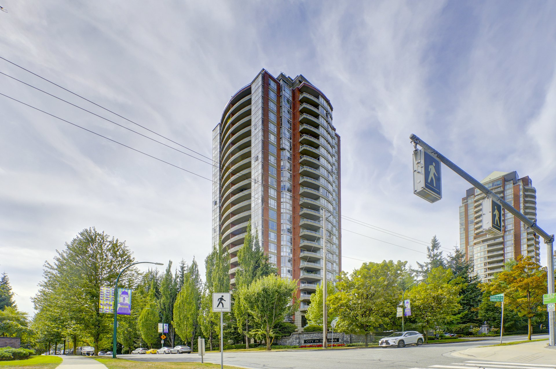 Main Photo: 2401 6888 STATION HILL DRIVE in Burnaby: South Slope Condo for sale (Burnaby South)  : MLS®# R2424113