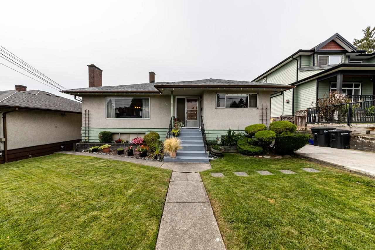Main Photo: 7789 DOW Avenue in Burnaby: South Slope House for sale (Burnaby South)  : MLS®# R2404134