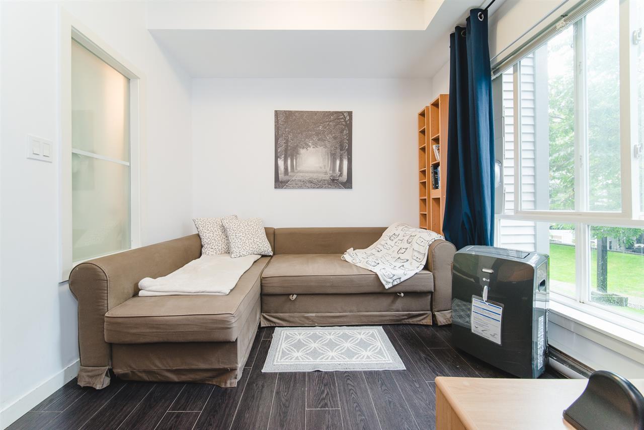 "Main Photo: 322 13733 107A Avenue in Surrey: Whalley Condo for sale in ""Quattro"" (North Surrey)  : MLS®# R2408056"