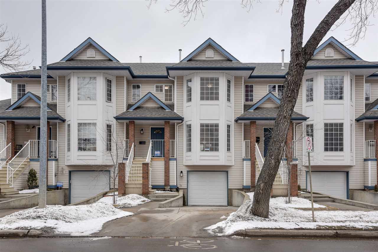 Main Photo: 11410 102 Avenue in Edmonton: Zone 12 Townhouse for sale : MLS®# E4179384