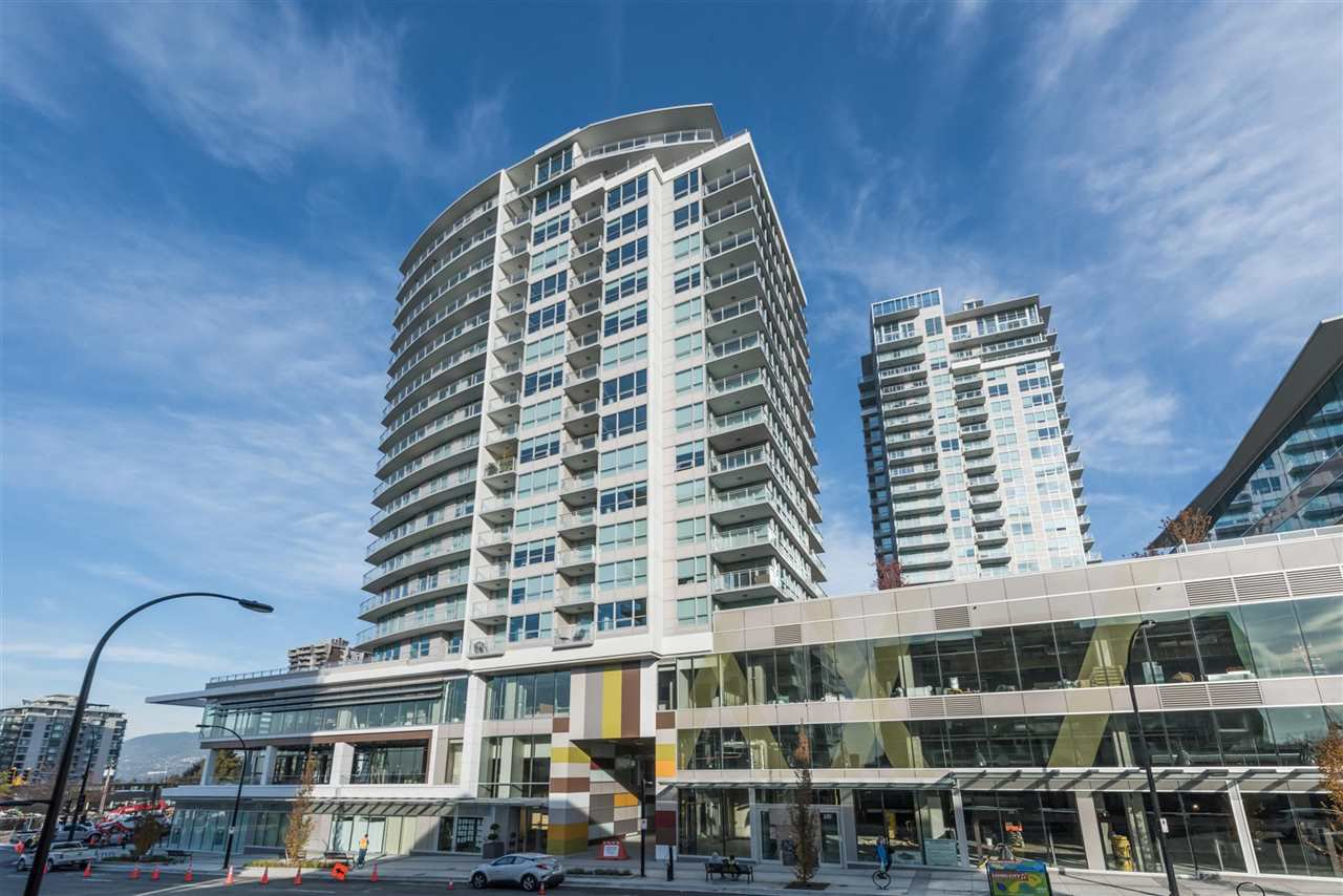 """Main Photo: 1301 112 E 13TH Street in North Vancouver: Central Lonsdale Condo for sale in """"CENTREVIEW"""" : MLS®# R2419576"""