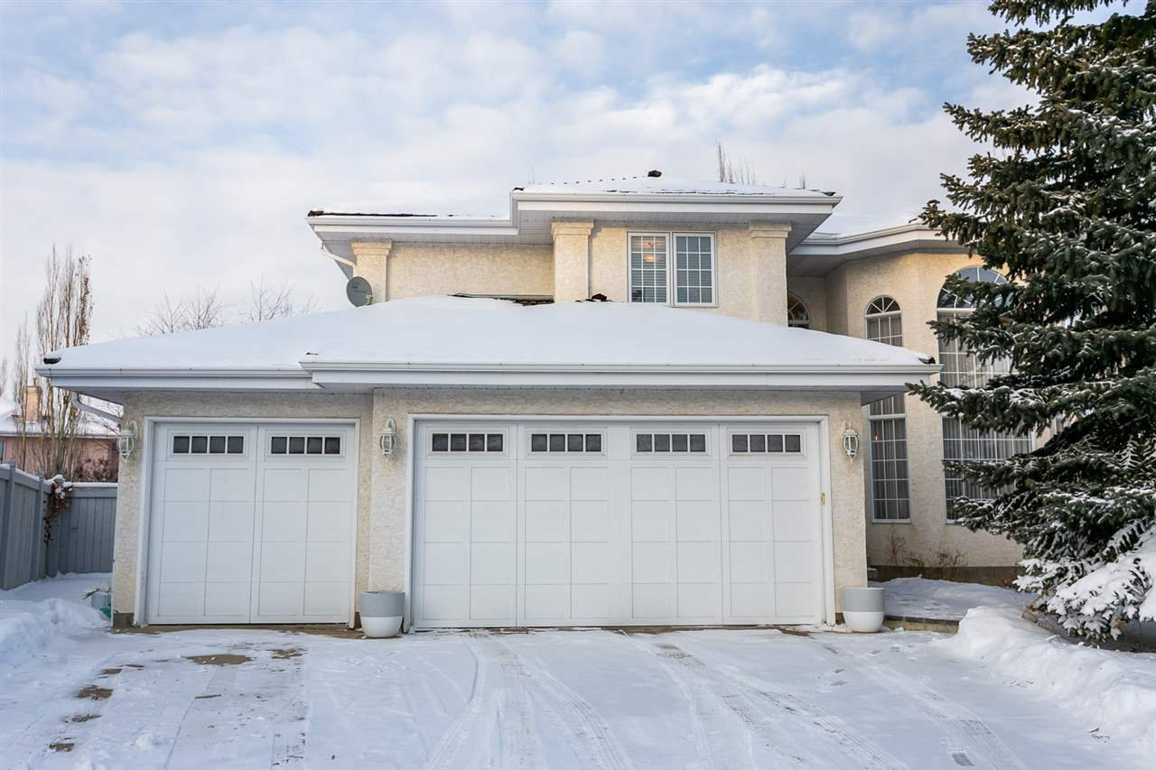 Main Photo: 535 CARSE Lane in Edmonton: Zone 14 House for sale : MLS®# E4184237