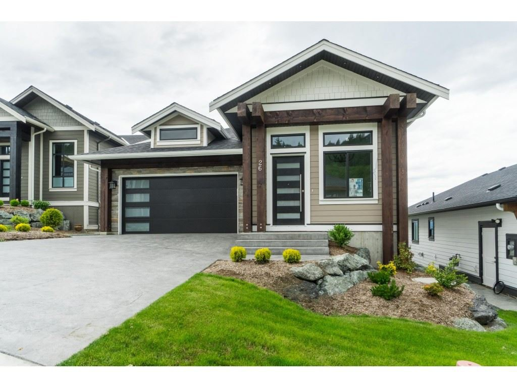 Main Photo: 26 8295 NIXON Road in Chilliwack: Eastern Hillsides House for sale : MLS®# R2447162
