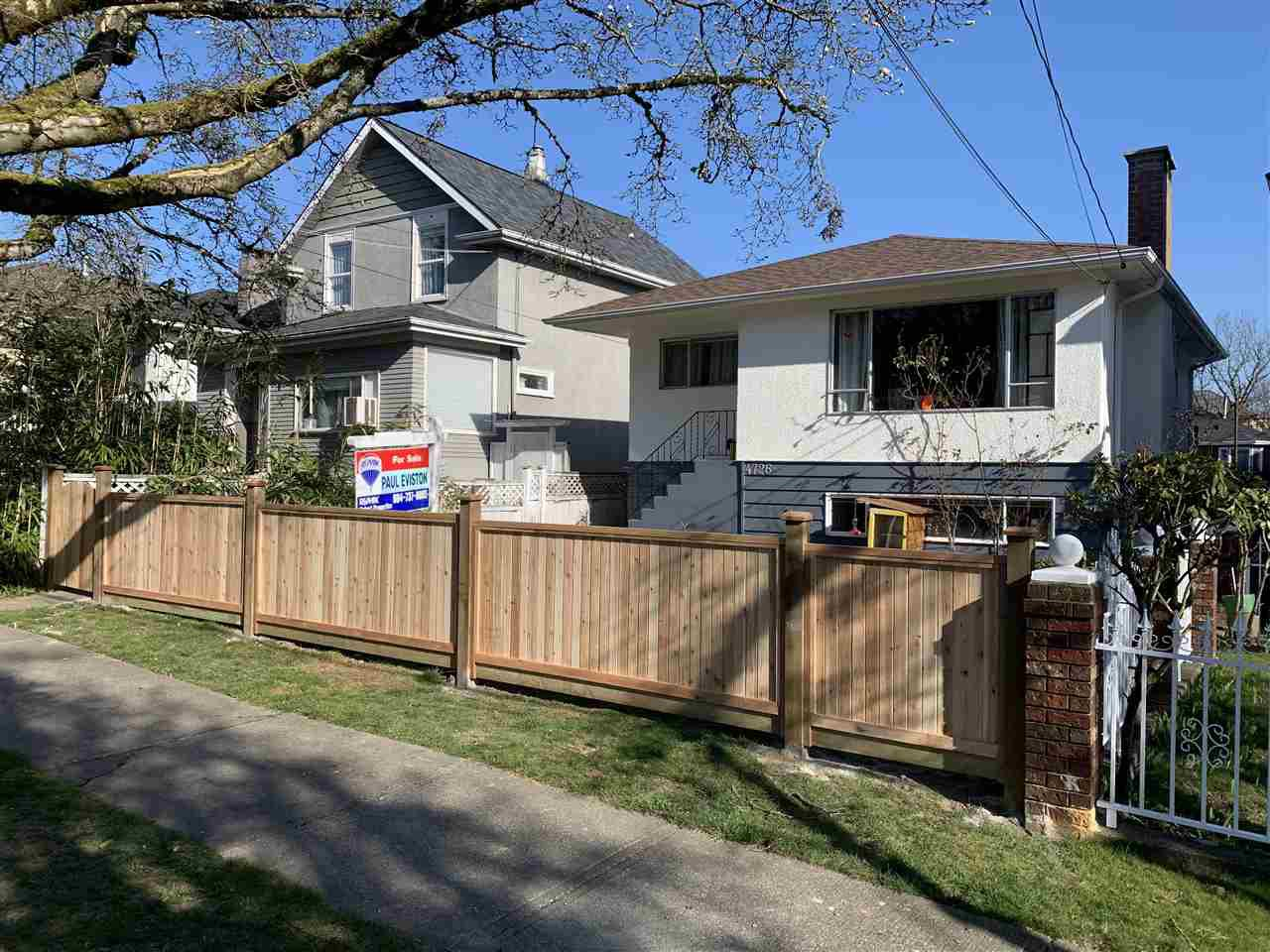 Main Photo: 4726 GOTHARD STREET in Vancouver: Collingwood VE House for sale (Vancouver East)  : MLS®# R2445674