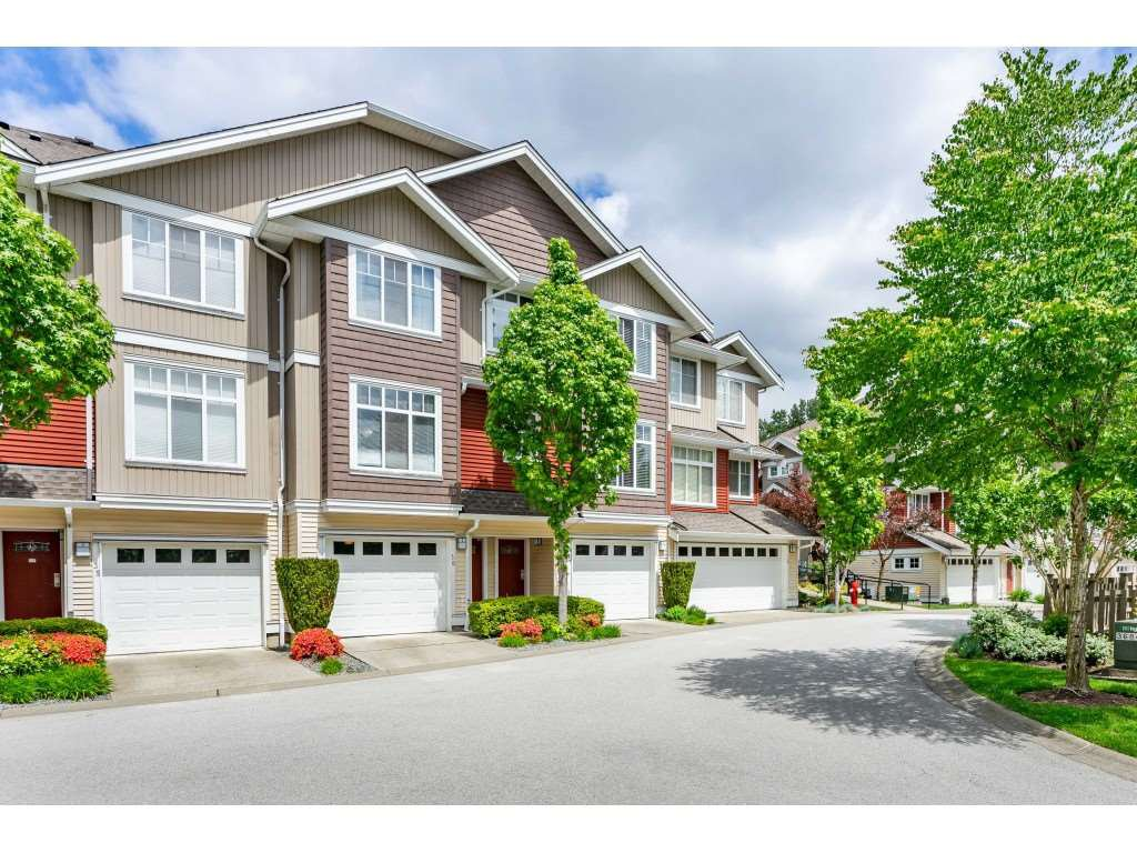 "Main Photo: 36 19455 65 Avenue in Surrey: Clayton Townhouse for sale in ""Two Blue"" (Cloverdale)  : MLS®# R2457447"
