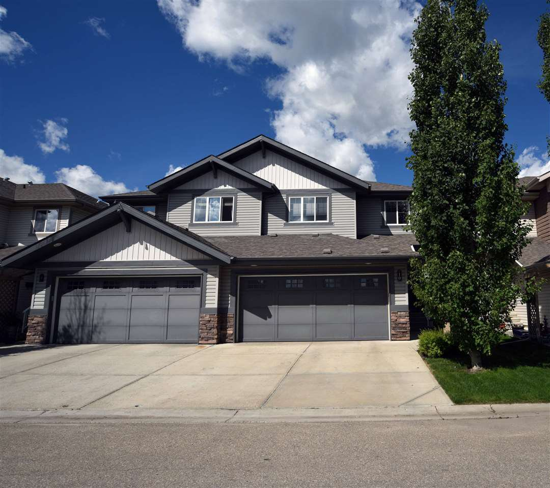 Main Photo: 10 1901 126 Street in Edmonton: Zone 55 House Half Duplex for sale : MLS®# E4201836